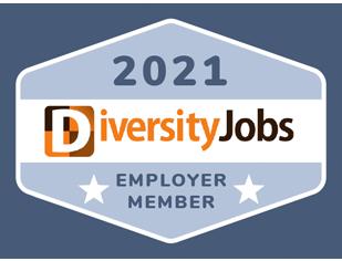 Diversity jobs employer badge